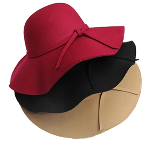 City Glam Mommy and Me Floppy Hats - Angora Boutique - 1