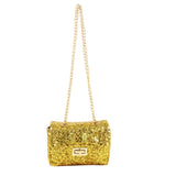 City Glam Sequin Glitz Mini Girls Bag - Gold, Silver, Black, Pink - Angora Boutique - 3