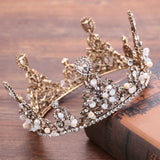 Gilded Crown Vintage Style Headpiece
