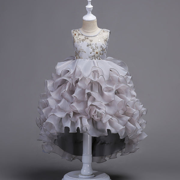 "The ""Avri"" Hi-lo Cupcake Dress"