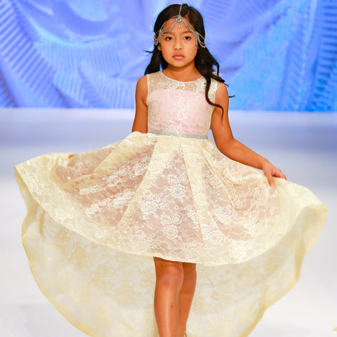 "Spring '17 The ""Eva"" Couture Tutu Dress - That Girl Couture Collection"