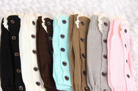 Comfy Girls Boot Socks