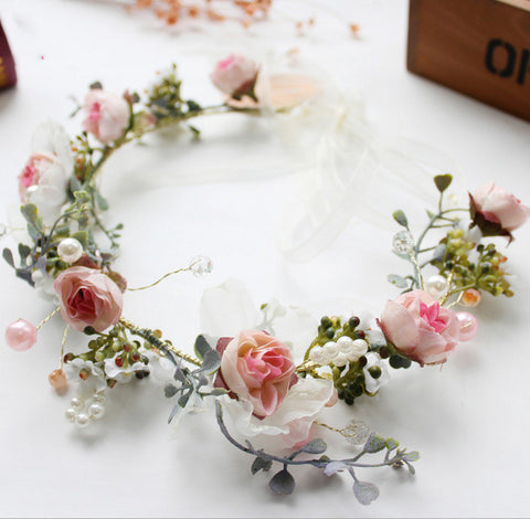 Seasons Change - Whimsy Fairy Flower Crown