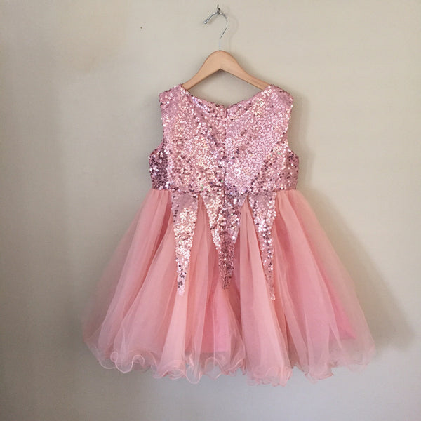 "The ""Natasha"" Sequin Glam Tutu Dress - Angora Boutique - 4"