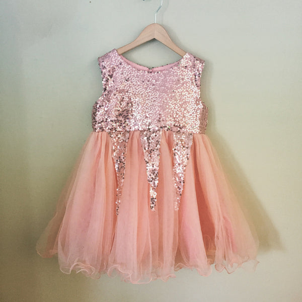 "The ""Natasha"" Sequin Glam Tutu Dress - Angora Boutique - 2"