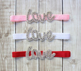LOVE You Headband - Angora Boutique - 1