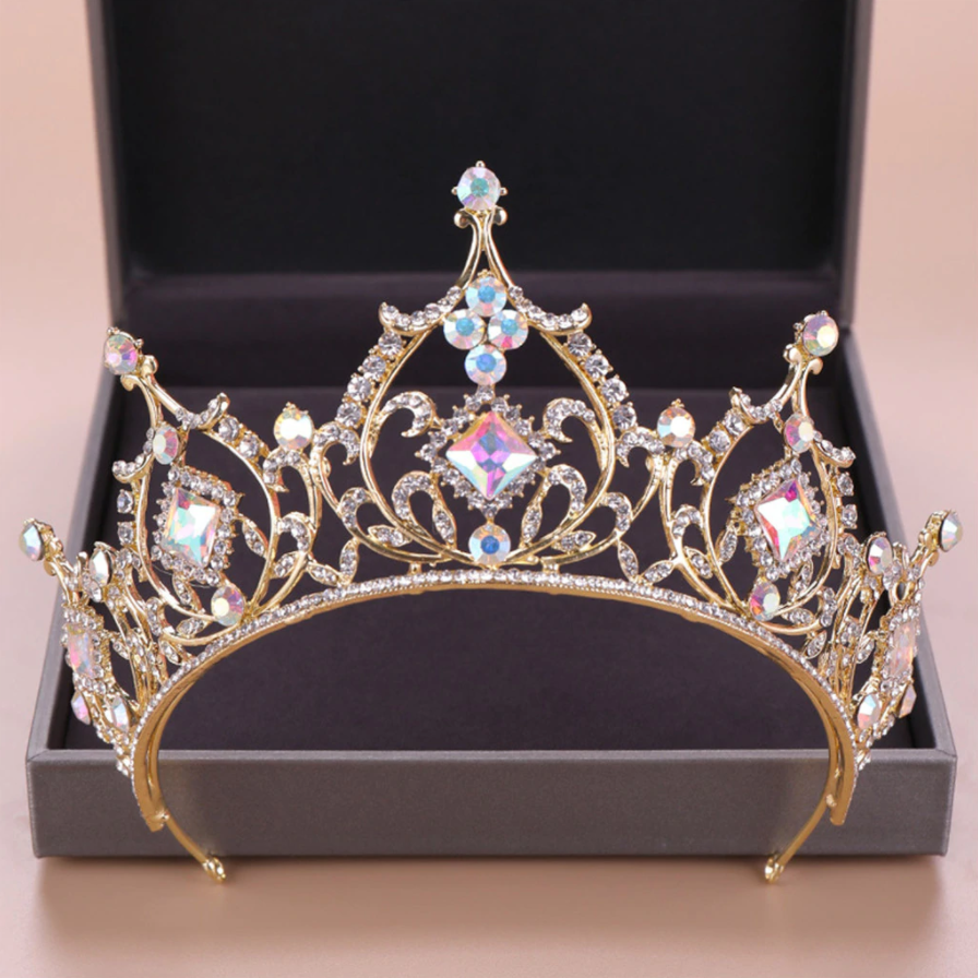Rainbow Jewel Tiara