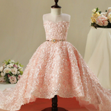 "*Special RESALE* The ""Blossom"" Dress with Train"