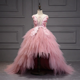"The ""Rose Swan"" Couture Dress"