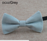 Boys Pastel Cotton Bowties - Angora Boutique - 2