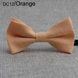 Boys Pastel Cotton Bowties - Angora Boutique - 6