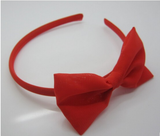 Red Bow Headband Snow White