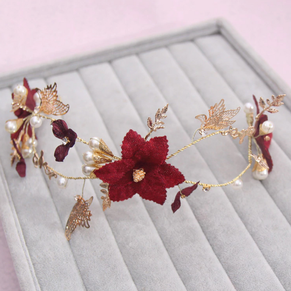 Butterfly Beauty Headpiece