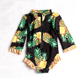 Pineapple Glam Girls Swimsuit