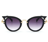 Girls Glam Cat Eye Sunglasses - Many colors available!