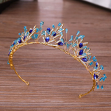 Blue Jewel Headpiece