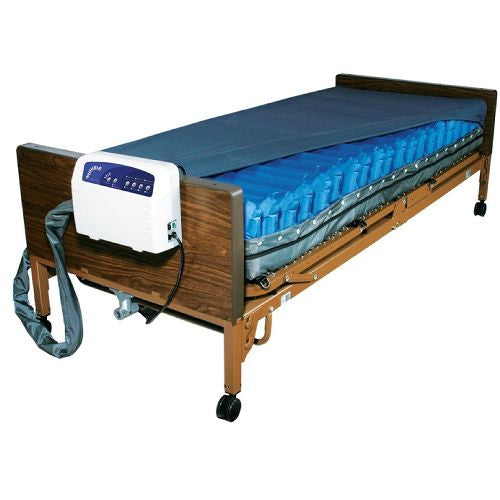 ALTERNATING PRESSURE / LOW AIR LOSS MATTRESS SYSTEMS