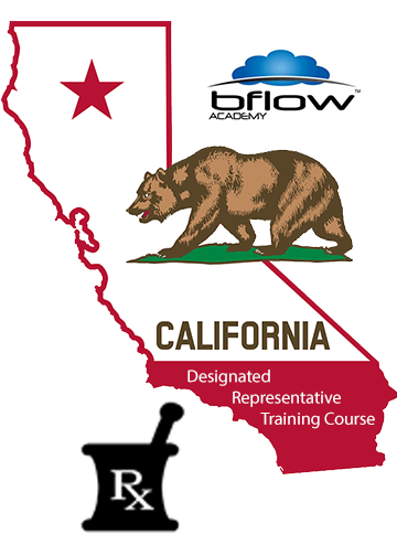 California Designated Representative Training Course