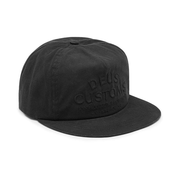 Gorra Deus Ex Machina Joe Black