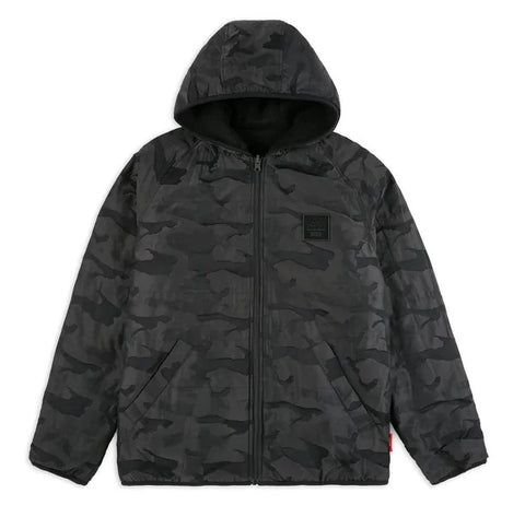 Chamarra Globe Fielder Reversible Jacket