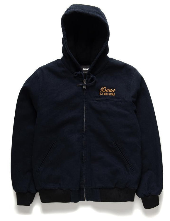 Chamarra Deus Ex Machina Franklin Hooded