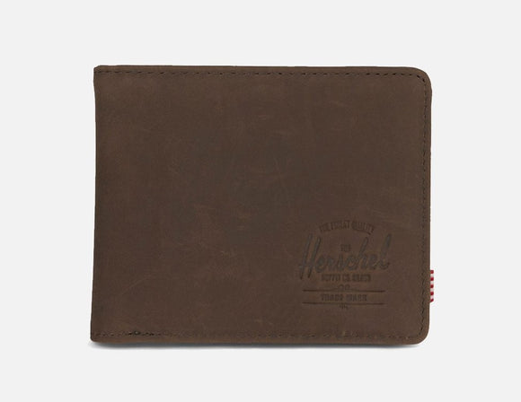 Cartera Herschel Hank Leather