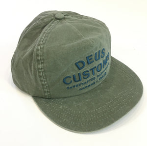 Gorra Deus Ex Machina Joe