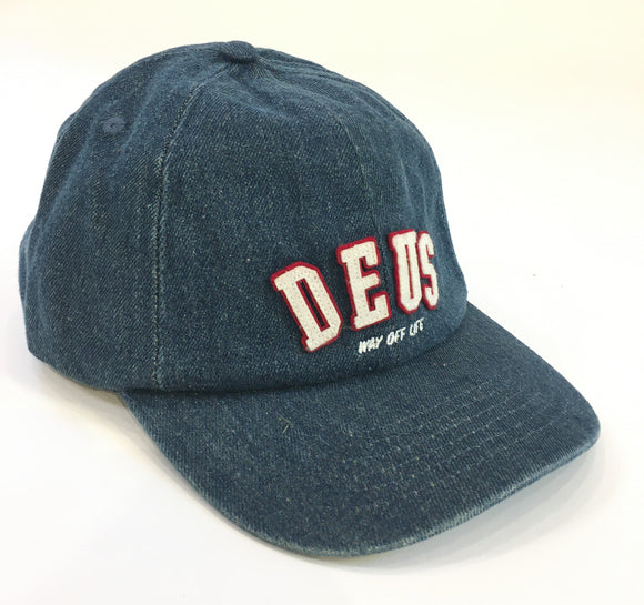 Gorra Deus Ex Machina Way Off