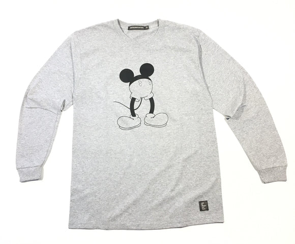 Playera Past Life Present & Future Mickey