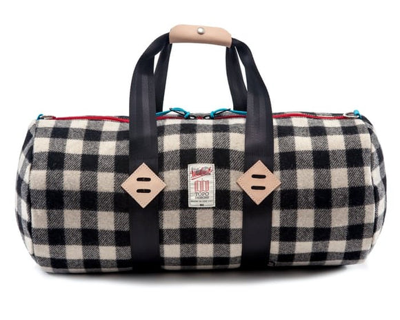 Maleta Topo Designs Wool Duffle Bag