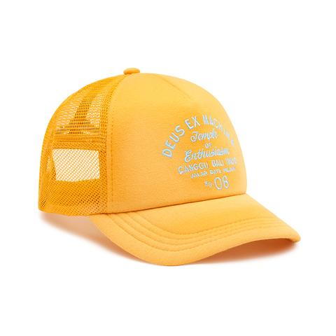 Gorra Deus Ex Machina Bleached Yellow