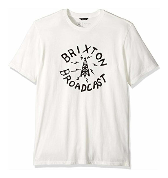Playera Brixton Broadcast