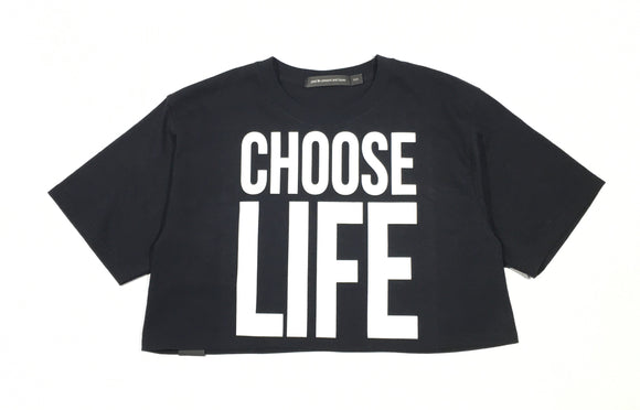 Croptop PLP&F Choose Life