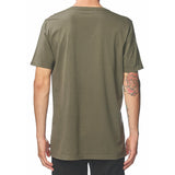 Playera Globe Bar Pocket