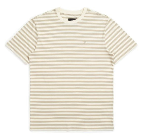 Playera Brixton Hilt Mini Stripe