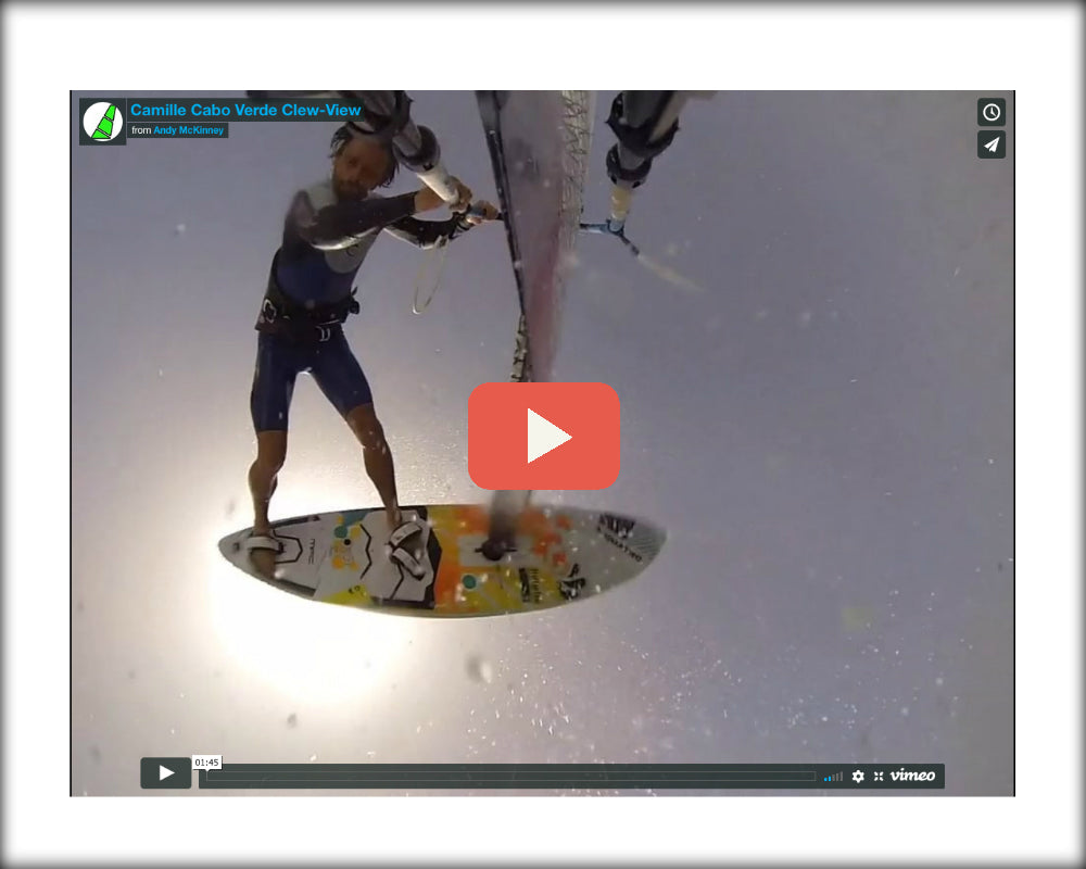 Ripping with Camille Juban in Cabo Verde (video)
