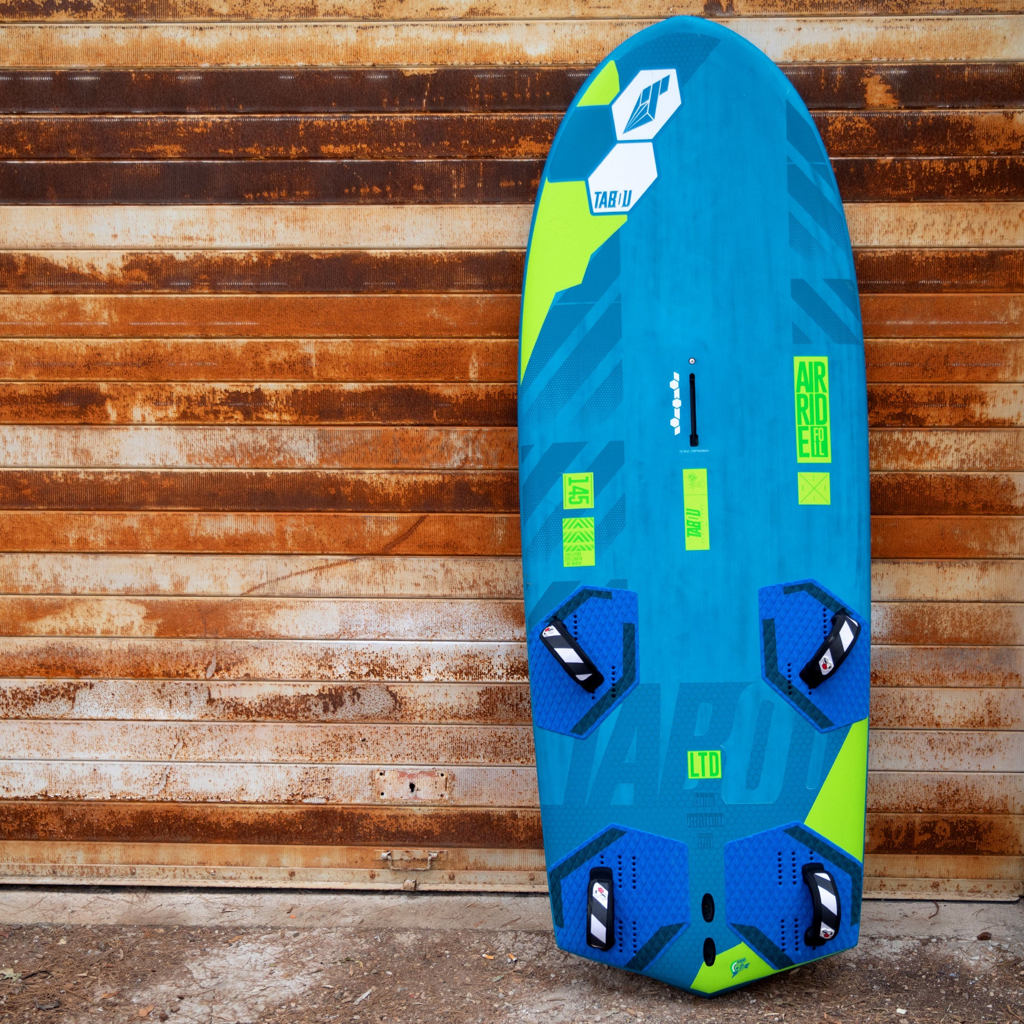 Tabou Air Ride 2021 Deck Picture