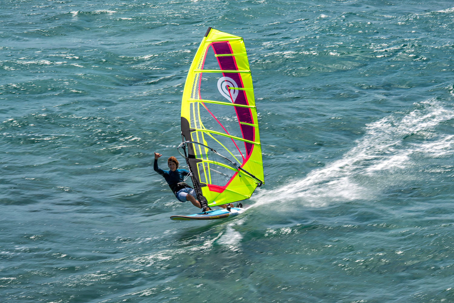 Goya Mark 2 Freerace Windsurf Sail