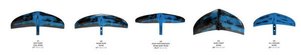 Slingshot HoverGlide Foil WIng Options