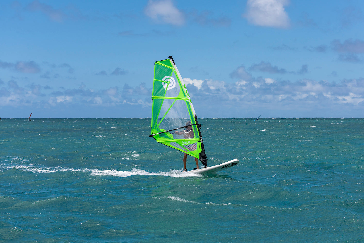 Kids Can Rip on the Goya Surf Windsurf Board
