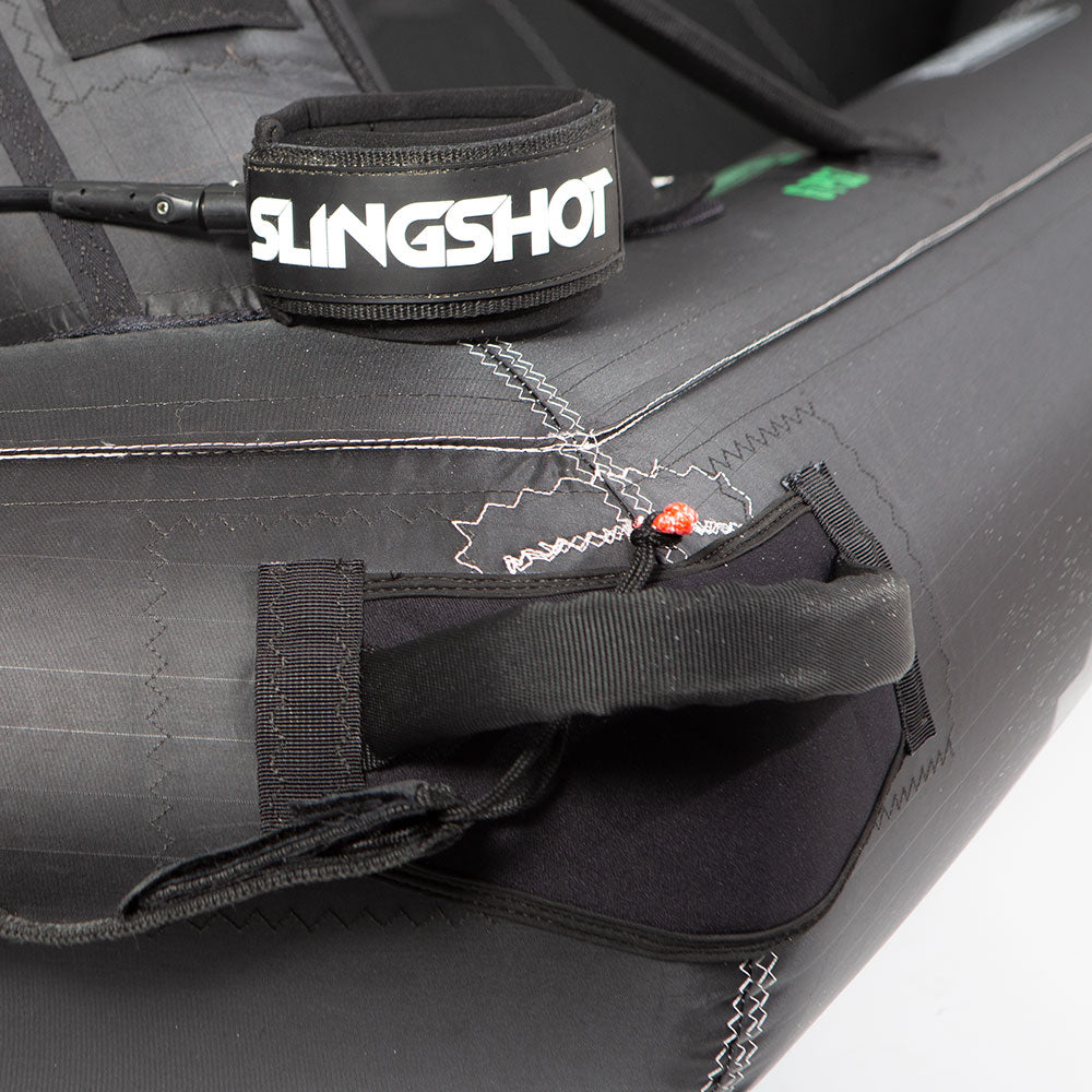 Slingshot Dart Wing Leash Attachment