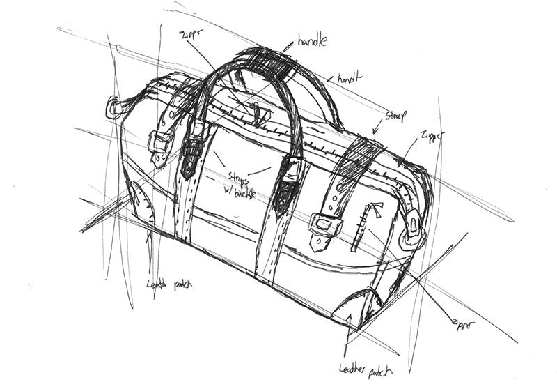 11 Industries Duffle Bag Manufacturing