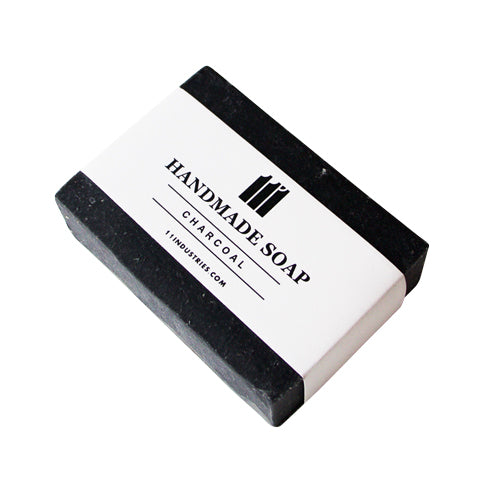 Bamboo Charcoal Soap | 11 Industries