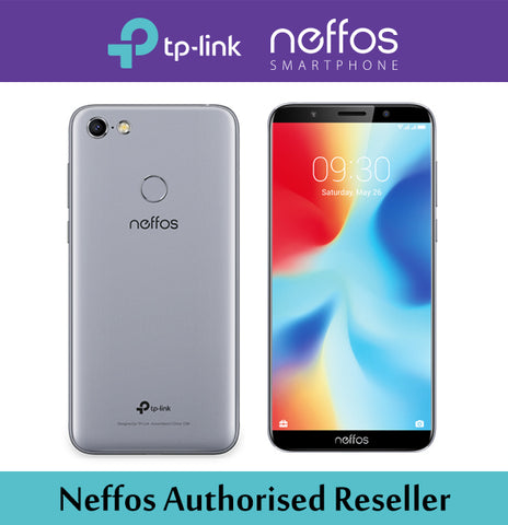 TP Link Neffos C9A / FREE FLIP COVER + TEMPERED GLASS