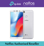 TP Link Neffos C9 / FREE FLIP COVER + TEMPERED GLASS
