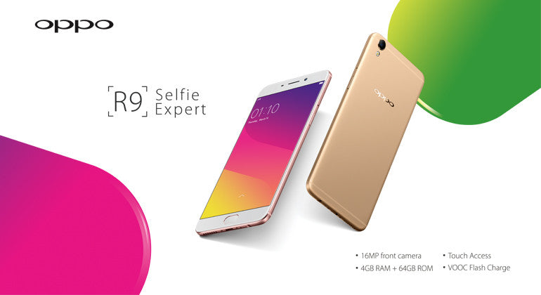 OPPO R9 Deals only at Comms Equipments!