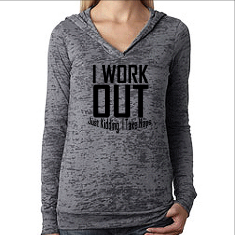 Crushing the Whole Thirteen Point One Womens Pullover Race Day Workout Hoodie
