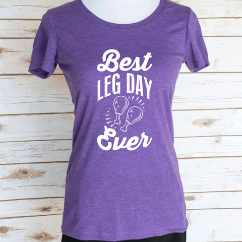 Thanksgiving Day Slouchy V-Neck T-Shirt. Funny Quote T-Shirt.