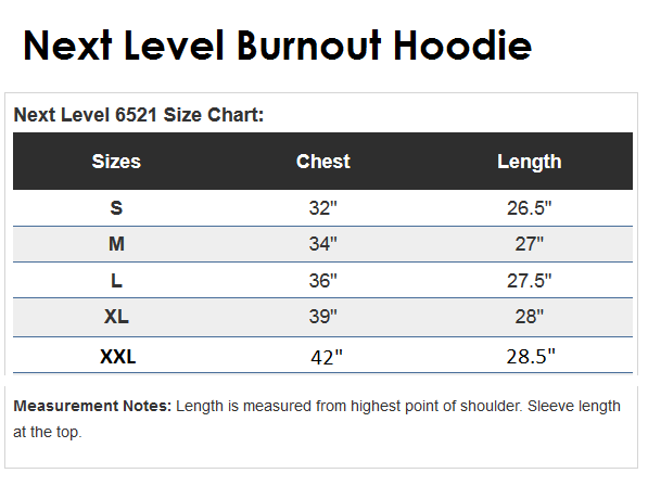 This Girl is on Fire Womens Burnout Hoodie