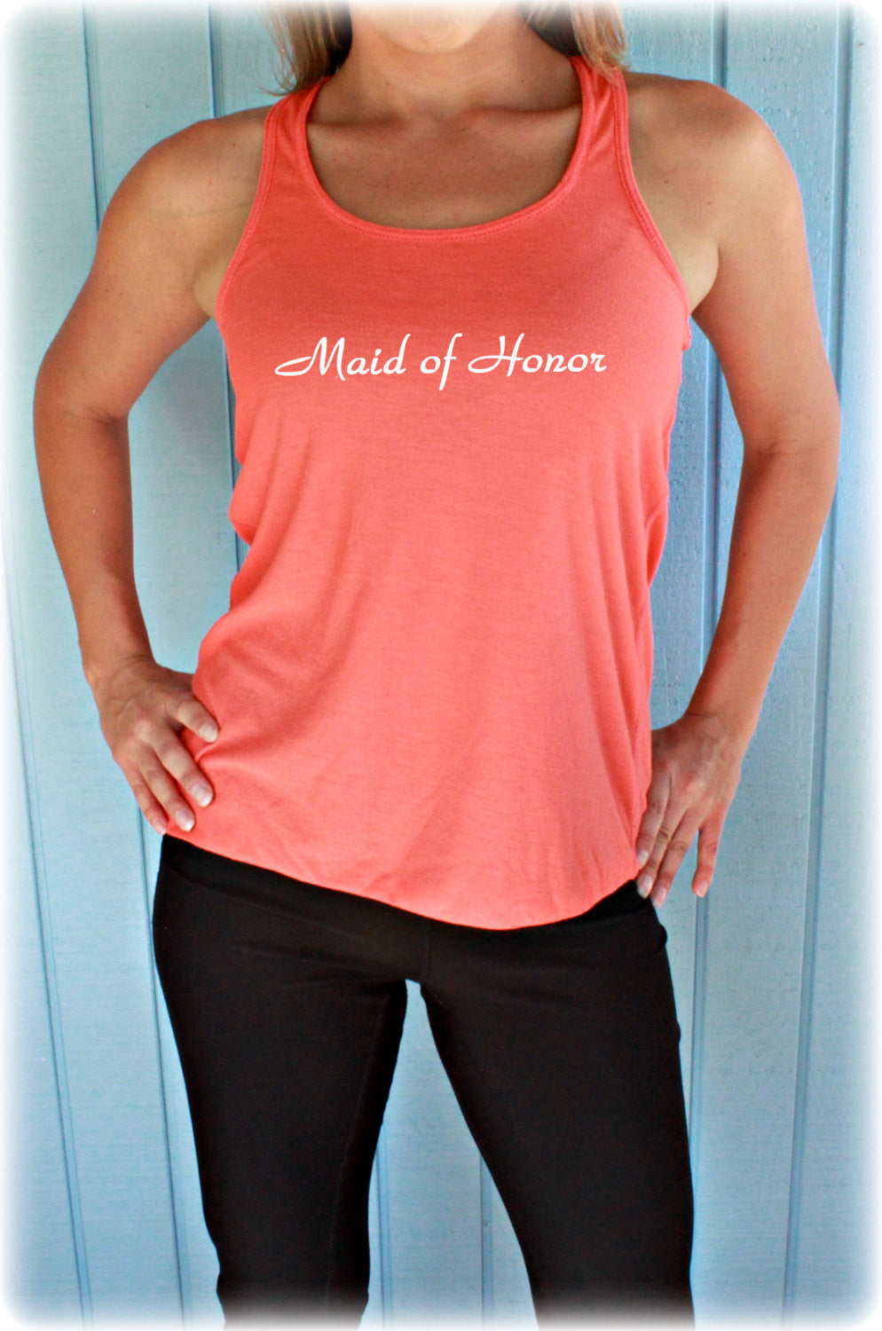 6,7,8 or 9 Bridesmaid Tank Tops. Flowy Bridal Party Shirts. Bride. Maid of Honor. Wedding Bachelorette Party Gift. Bride Shirt. Bride Gift.